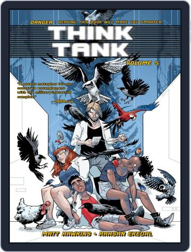 Think Tank Magazine (Digital) September 13th, 2017 Issue Cover