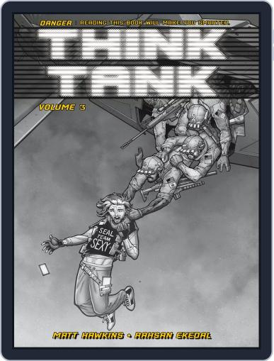 Think Tank March 26th, 2014 Digital Back Issue Cover