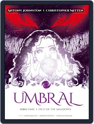 Umbral Magazine (Digital) May 28th, 2014 Issue Cover