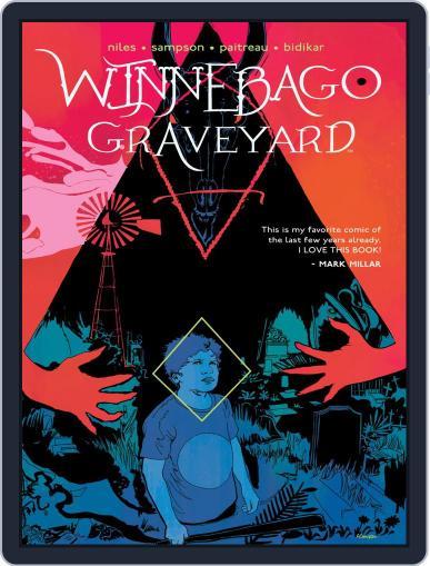 Winnebago Graveyard November 22nd, 2017 Digital Back Issue Cover