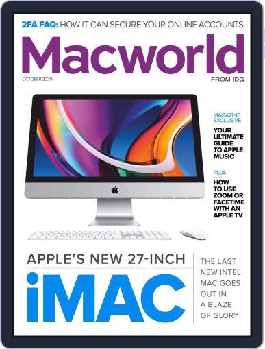 Macworld October 1st, 2020 Digital Back Issue Cover