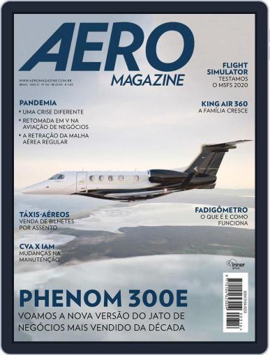 Aero (Digital) September 1st, 2020 Issue Cover