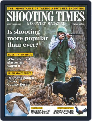 Shooting Times & Country (Digital) September 16th, 2020 Issue Cover