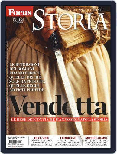 Focus Storia October 1st, 2020 Digital Back Issue Cover