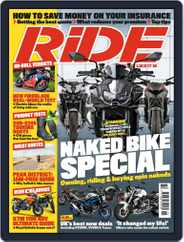 RiDE United Kingdom (Digital) Subscription November 1st, 2020 Issue