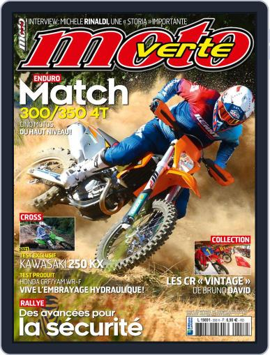 Moto Verte October 1st, 2020 Digital Back Issue Cover