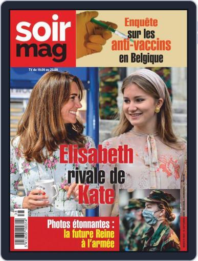 Soir mag (Digital) September 16th, 2020 Issue Cover
