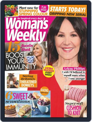 Woman's Weekly September 22nd, 2020 Digital Back Issue Cover