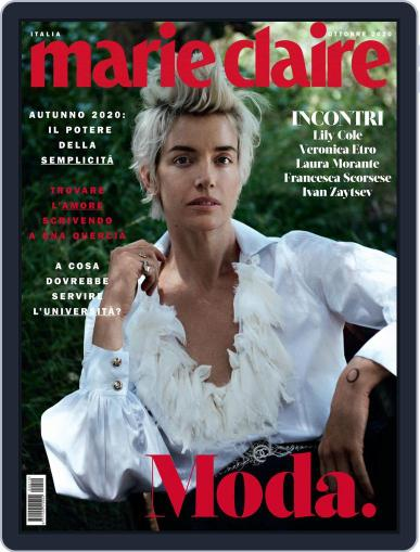 Marie Claire Italia (Digital) October 1st, 2020 Issue Cover