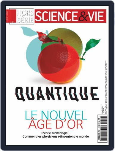 Science & Vie (Digital) October 1st, 2020 Issue Cover