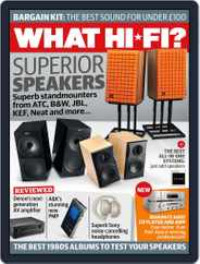 What Hi-Fi? (Digital) Subscription November 1st, 2020 Issue