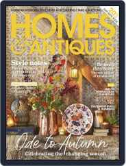 Homes & Antiques (Digital) Subscription October 1st, 2020 Issue