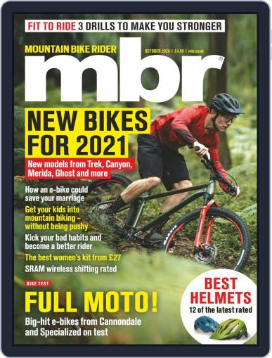Mountain Bike Rider (Digital) October 1st, 2020 Issue Cover