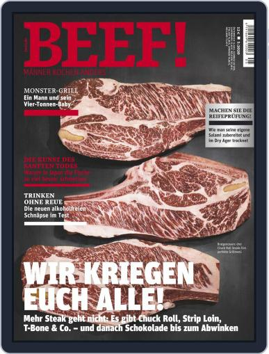 BEEF June 1st, 2020 Digital Back Issue Cover