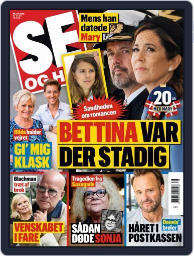 SE og HØR September 16th, 2020 Digital Back Issue Cover