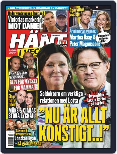 Hänt i Veckan (Digital) September 16th, 2020 Issue Cover