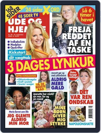 Ude og Hjemme September 16th, 2020 Digital Back Issue Cover