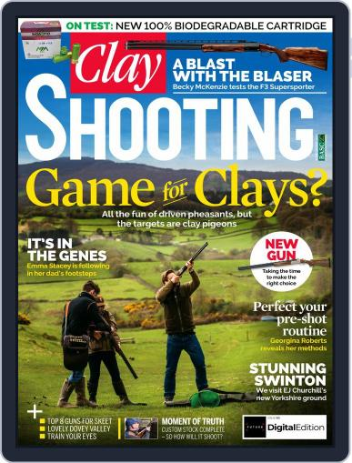 Clay Shooting (Digital) October 1st, 2020 Issue Cover