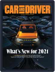 Car and Driver (Digital) Subscription October 1st, 2020 Issue