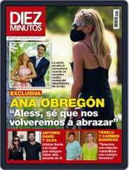 Diez Minutos (Digital) Subscription September 23rd, 2020 Issue