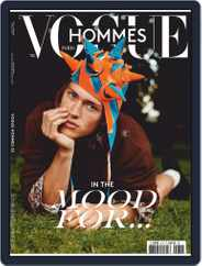 Vogue hommes English Version (Digital) Subscription September 1st, 2020 Issue