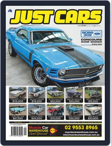 Just Cars (Digital) September 17th, 2020 Issue Cover