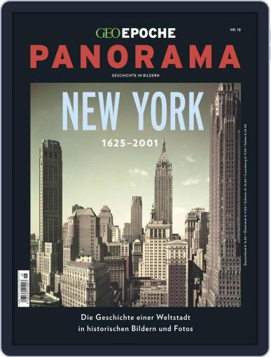 GEO Epoche Panorama (Digital) August 1st, 2020 Issue Cover