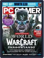 PC Gamer United Kingdom (Digital) Subscription November 1st, 2020 Issue
