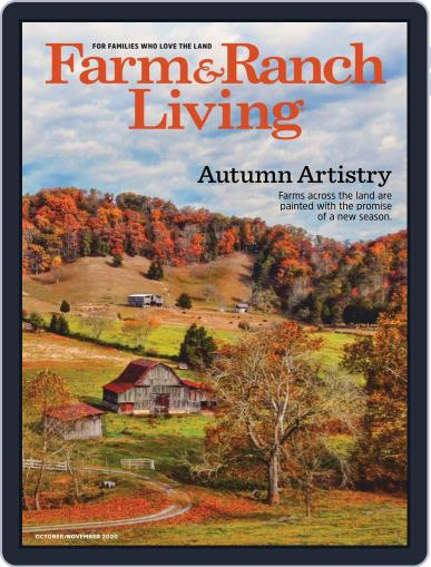 Farm and Ranch Living (Digital) October 1st, 2020 Issue Cover