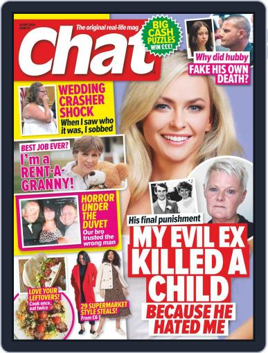Chat (Digital) September 24th, 2020 Issue Cover