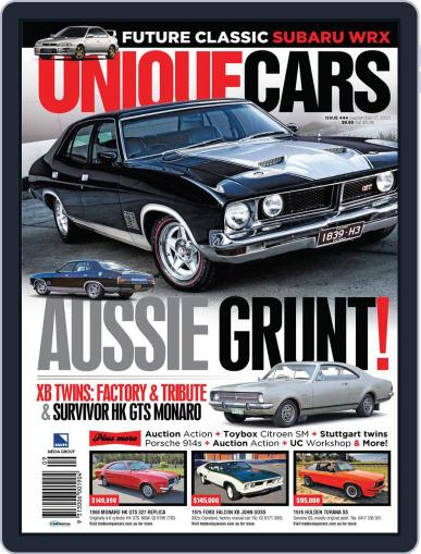 Unique Cars Australia (Digital) September 17th, 2020 Issue Cover