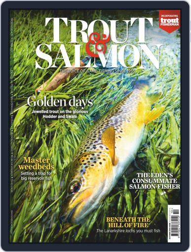 Trout & Salmon October 1st, 2020 Digital Back Issue Cover