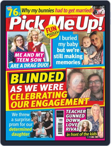 Pick Me Up! (Digital) September 24th, 2020 Issue Cover