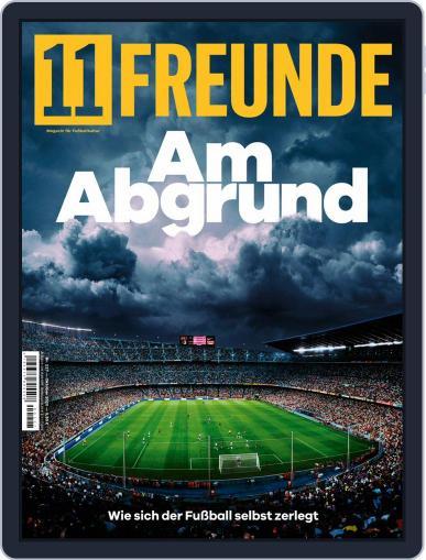 11 Freunde (Digital) October 1st, 2020 Issue Cover