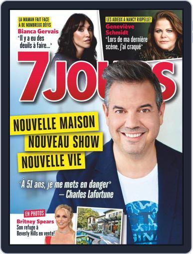7 Jours (Digital) September 25th, 2020 Issue Cover