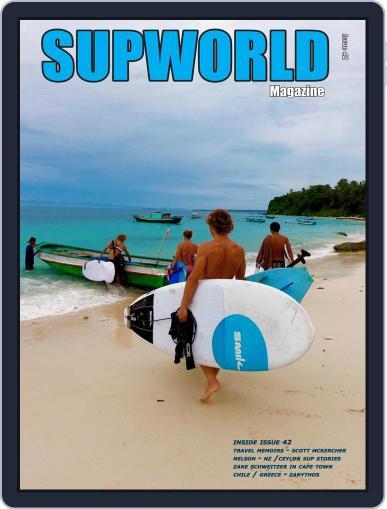 SUPWorld (Digital) September 1st, 2020 Issue Cover
