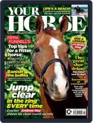 Your Horse (Digital) Subscription October 1st, 2020 Issue