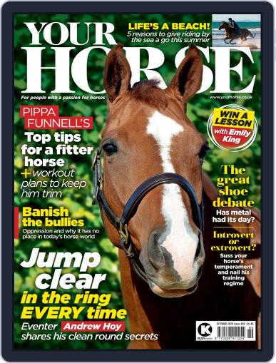 Your Horse (Digital) October 1st, 2020 Issue Cover