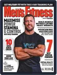 Men's Fitness UK (Digital) Subscription November 1st, 2020 Issue