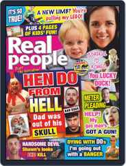 Real People (Digital) Subscription September 24th, 2020 Issue
