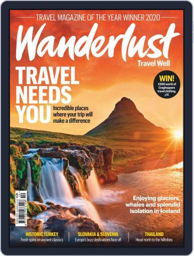 Wanderlust October 1st, 2020 Digital Back Issue Cover