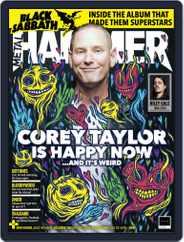 Metal Hammer UK (Digital) Subscription October 1st, 2020 Issue