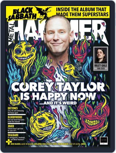Metal Hammer UK (Digital) October 1st, 2020 Issue Cover