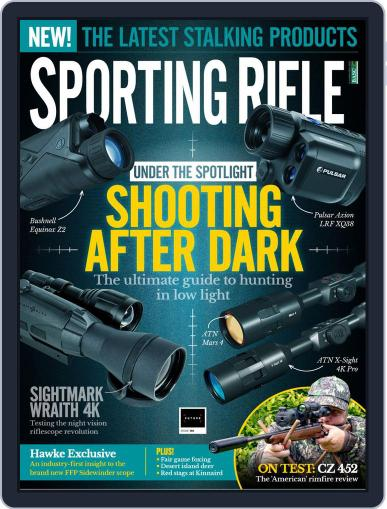 Sporting Rifle October 1st, 2020 Digital Back Issue Cover