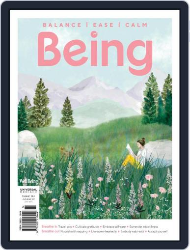 WellBeing Being (Digital) September 10th, 2020 Issue Cover