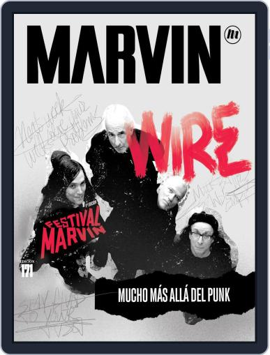 Marvin (Digital) May 1st, 2019 Issue Cover