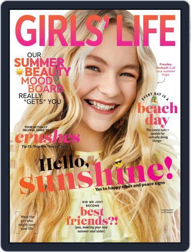 Girls' Life Magazine (Digital) June 1st, 2021 Issue Cover