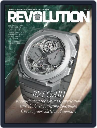 REVOLUTION Digital September 11th, 2020 Issue Cover