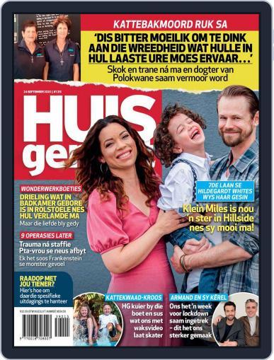 Huisgenoot (Digital) September 24th, 2020 Issue Cover