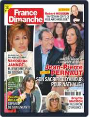 France Dimanche (Digital) Subscription September 18th, 2020 Issue